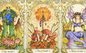 Rút một lá bài Tarot để xem cơ may nào sẽ đến với bạn trong thời gian tới
