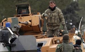 Thổ Nhĩ Kỳ bất ngờ điều binh tới Idlib trước khi quân Syria động thủ