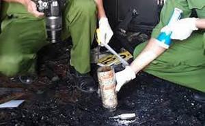 Thiếu niên mua vật liệu về chế tạo mìn gây nổ trọng thương