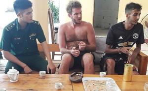 Nam du khách người Anh đi lạc nhiều ngày trong rừng Sơn Trà