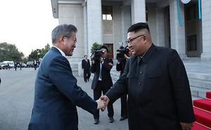 Hàn-Triều nối lại tuyến đường sắt và đường bộ xuyên biên giới