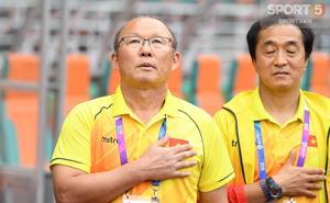 """HLV Park Hang-seo: """"Tôi chẳng bận tâm liệu có kết thúc đẹp với bóng đá Việt Nam hay không"""""""