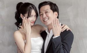 Nhẫn kim cương Trường Giang tặng Nhã Phương lớn nhưng vẫn chưa phải giá trị nhất showbiz Việt