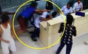 Say rượu vào viện thăm mẹ vợ, con rể đánh điều dưỡng bị thương ở đầu