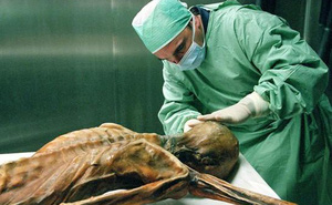 Tiết lộ khó tin về hình xăm chi chít trên xác ướp người băng nghìn năm tuổi