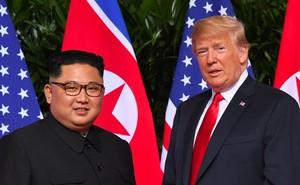 Tổng thống Donald Trump bất ngờ khoan nhượng với Triều Tiên