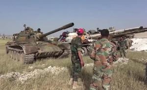 """QĐ Syria """"hốt trọn ổ khủng bố"""": Bão lửa sắp chụp xuống tử địa Idlib - Không lối thoát"""
