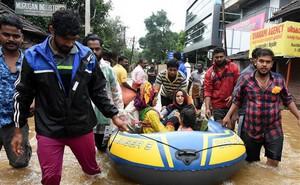 Mưa lũ lịch sử ở Ấn Độ, 1.400 người thiệt mạng