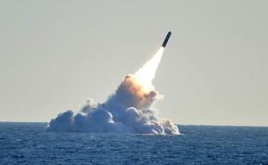 """Tàu ngầm Ohio - """"Thanh bảo kiếm"""" Mỹ chọc thủng lá chắn chống tiếp cận của Trung Quốc"""