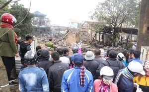 Nữ chủ nhà xảy ra vụ nổ ở Bắc Ninh đang chờ để phẫu thuật ngay trong chiều nay