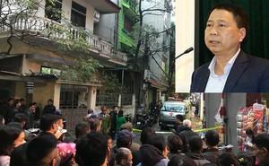 Công an kết luận sơ bộ Chủ tịch huyện Quốc Oai treo cổ tự tử