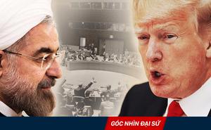 """Hai tuần ba lần thất bại tại LHQ, ông Trump """"dìm"""" Iran đến cùng vì chiến lược hay bí thế?"""