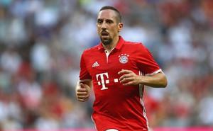 Franck Ribery: 'Ronaldo đã cướp Quả Bóng Vàng 2013 của tôi'
