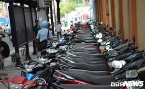 TP.HCM chỉ đạo chấm dứt các bãi giữ xe trên vỉa hè