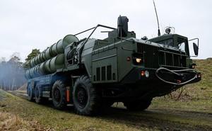 Các hệ thống S-400 của Nga bắt đầu thực hiện nhiệm vụ ở Crimea từ hôm nay