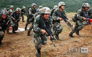 Báo Trung Quốc chê quân đội nước này sợ chiến tranh