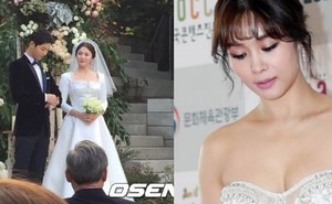 Chuyện đám cưới Song Song giờ mới kể: Vì phản ứng này của Song Hye Kyo, nữ ca sĩ thân thiết đã bật khóc