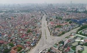 Infographic: Điểm danh những tuyến đường đắt nhất Thủ đô