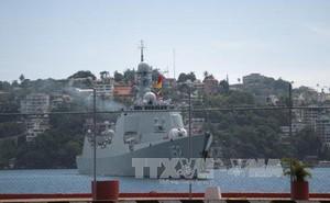 Trung Quốc chạy đua với Mỹ giành ưu thế hải quân