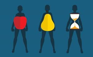 Hình dạng cơ thể tiết lộ những bí mật gì về sức khỏe của bạn?