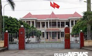 """Bí thư Huyện ủy An Dương bị kỷ luật liên quan vụ """"cả nhà làm quan"""" của Phó Chủ tịch huyện"""