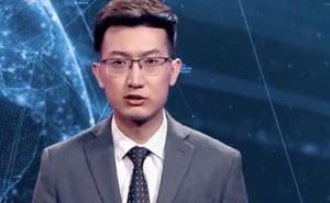 MC trí tuệ nhân tạo đầu tiên trên thế giới với ngoại hình giống y người thật