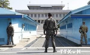 Quân đội Triều Tiên-Hàn Quốc tháo dỡ 20 chốt biên phòng ở giới tuyến