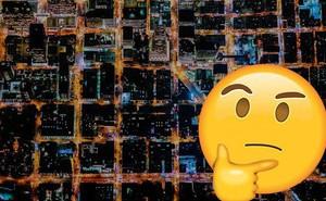 Góc hack não: Đây là ảnh chụp thành phố ở Mỹ hay chỉ là cái bảng mạch máy tính vậy?