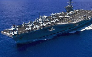 Trung Quốc chật vật trong cuộc đua sở hữu hàng không mẫu hạm với Mỹ