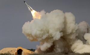 Iran xác nhận mới thử tên lửa bất chấp phản đối quốc tế