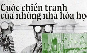 """Đi tìm những tàn tích của """"dự án Manhattan"""" trong Thế chiến thứ nhất"""