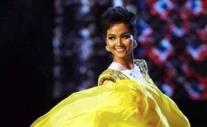 H'Hen Niê tiết lộ lý do thực hiện màn xoay váy đỉnh cao trên sân khấu Miss Universe 2018