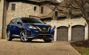 Nissan Murano 2019 đẹp 'long lanh' giá chỉ hơn 700 triệu sở hữu tính năng gì?