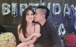 Chị gái Ngọc Trinh hào hứng khoe món quà cực giá trị được chồng trẻ tặng nhân dịp sinh nhật