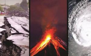 10 thảm họa tự nhiên thảm khốc nhất thế giới năm 2018