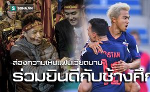 """Báo Thái Lan gửi thông điệp bất ngờ tới CĐV Việt Nam sau màn """"lột xác"""" ở Asian Cup"""