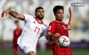 """""""Hạ đẹp"""" Việt Nam, HLV Iran tự hào nói: Chúng tôi mới chơi với 60%, 70% khả năng"""