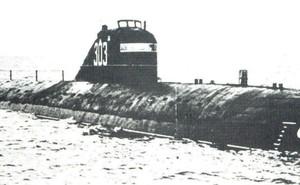 Bi kịch của tàu ngầm nguyên tử Liên Xô đầu tiên