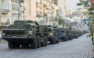 """[ẢNH] Vũ khí Ukraine """"cháy hàng"""" sau màn thể hiện ấn tượng tại miền Đông?"""
