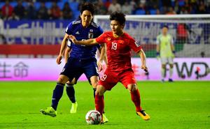 Việt Nam 0-1 Nhật Bản: Trận đấu đáng tự hào của ĐT Việt Nam