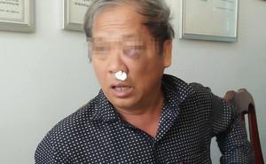 Phóng viên Đài truyền hình Việt Nam bị truy sát trong quán ăn