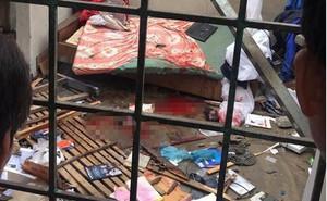 Sau tiếng nổ lớn lúc nửa đêm, thi thể nam sinh nằm trong đống đổ nát