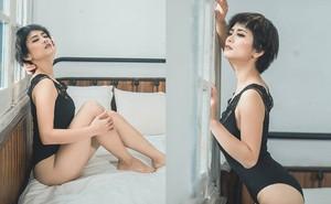 Vẻ ngoài nóng bỏng của nữ diễn viên chuyên đóng vai gái làng chơi trong phim Việt