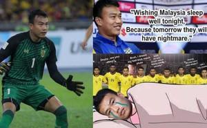 """Thủ môn Thái Lan từng """"gây bão"""" ở AFF Cup lại sắm vai thảm họa tại trận mở màn Asian Cup"""