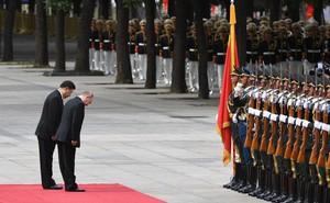 Bước chân Nga – Trung xích lại gần: Điều gì khiến Mỹ lo lắng nhất?