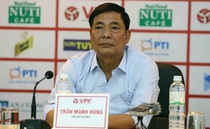 Vì sao VPF phục chức Phó Chủ tịch cho ông Trần Mạnh Hùng?