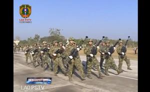 Vũ khí Trung Quốc trong Quân đội Lào: Nhiều nhưng chưa chất!