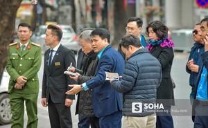 Trước thềm thượng đỉnh Mỹ-Triều: Chủ tịch TP Hà Nội trực tiếp thị sát các địa điểm quan trọng