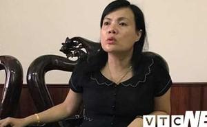 Bà Hồ Thị Lệ Hà giữ chức Phó Chủ tịch UBMTTQ tỉnh từ 21.12.2018