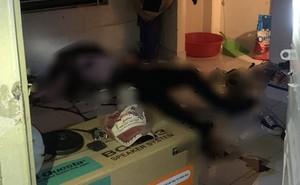 2 nữ sinh viên đi vứt rác, tá hỏa thấy quản lý nhà hàng chết trên nệm trong nhà trọ ở Sài Gòn